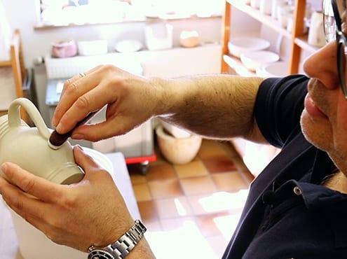 Keramik Gießformen