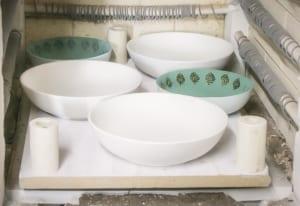 Keramik, Töpfern, Brennofen